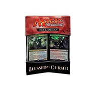 Настольная игра MTG: Duel Deck: Blessed vs Cursed (B65160000)