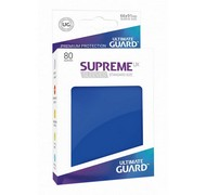 Протекторы Ultimate Guard, синие (Supreme UX Sleeves Standard Size Blue)