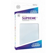 Протекторы Ultimate Guard, матовые Frosted (Supreme UX Sleeves Standard Size Matte Frosted)