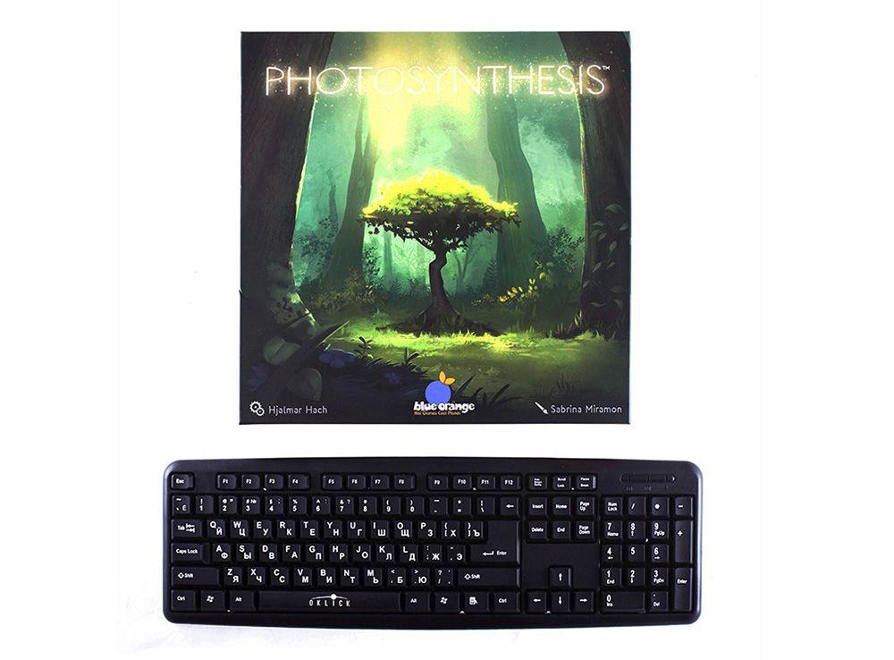 Коробка настольной игры Фотосинтез (Photosynthesis)