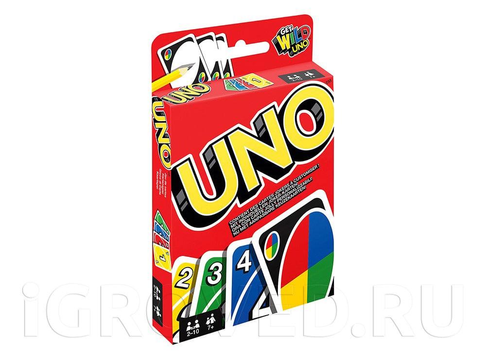 видео uno как в играть карты