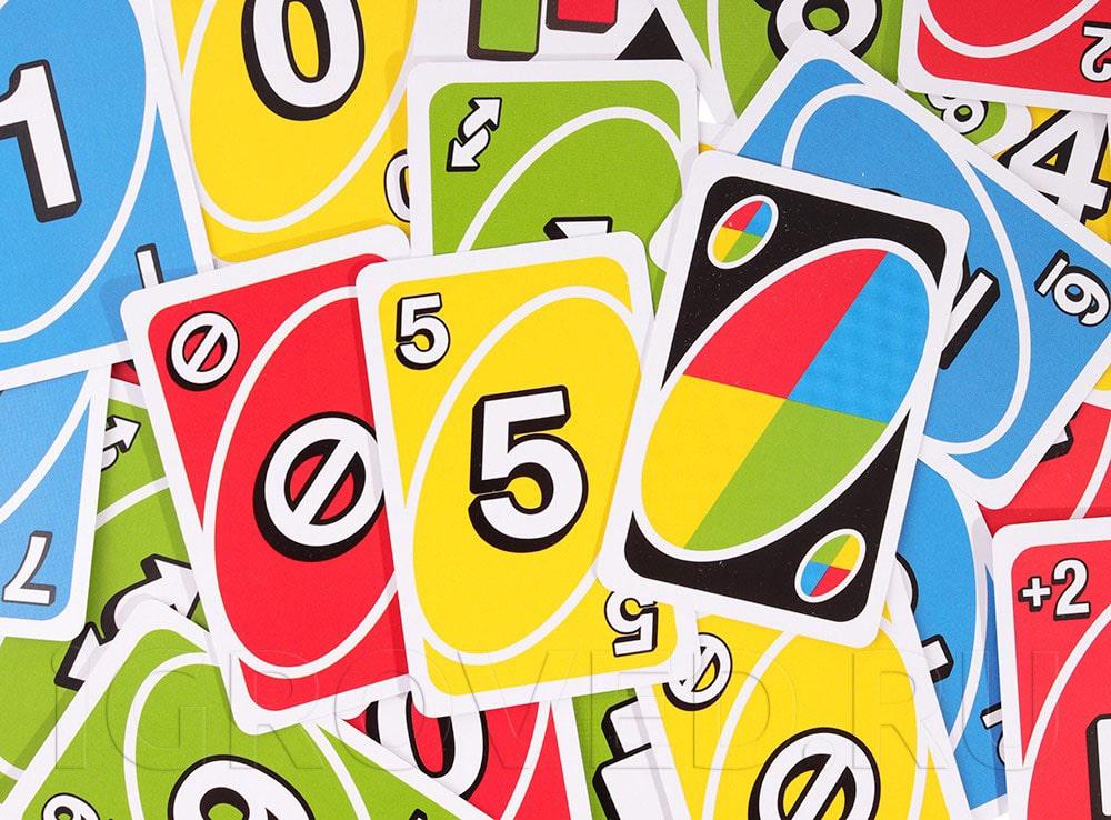 карты играть uno