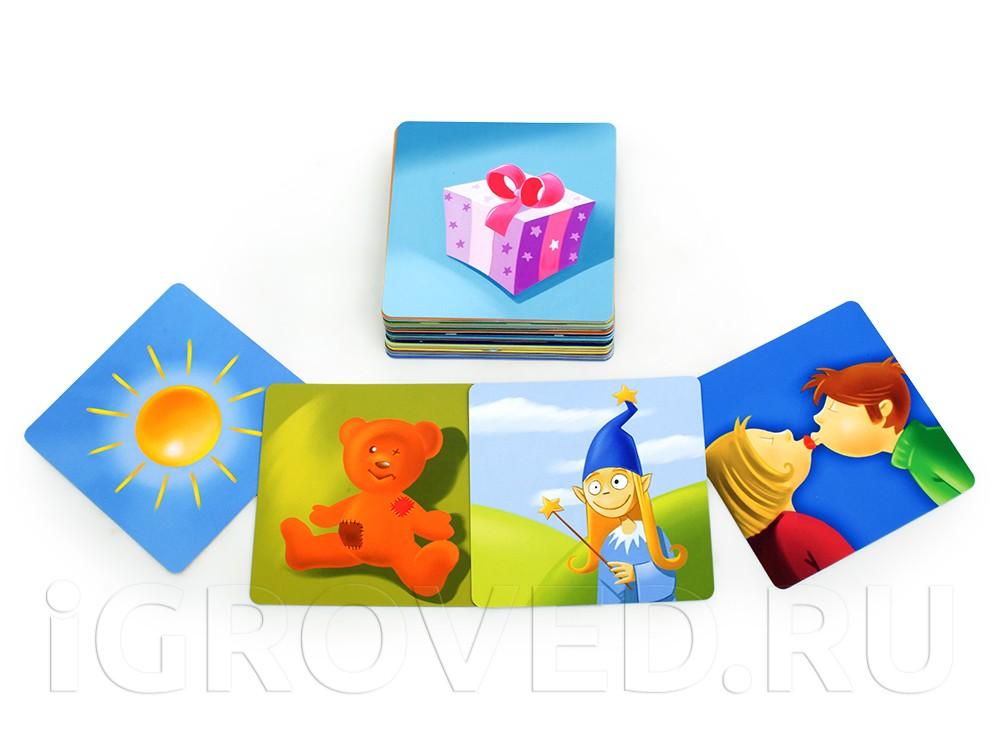 Карточки настольной игры Экспромт (Speech)