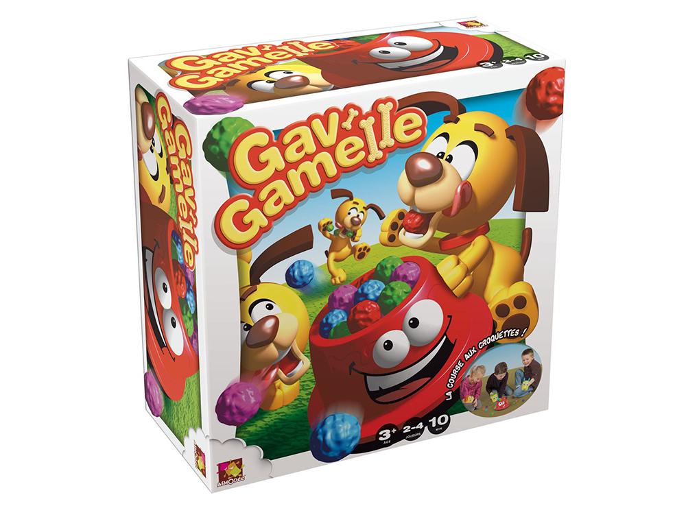 Настольная игра Гав Гамель (Gav' Gamelle)