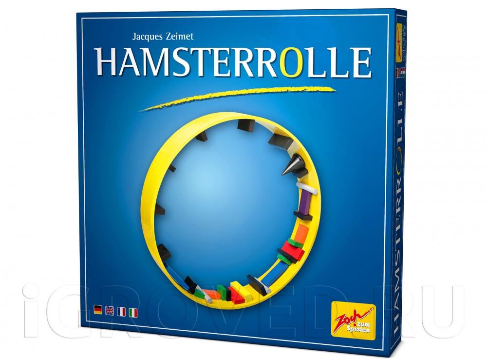 Игра Колесо (Hamsterrolle)