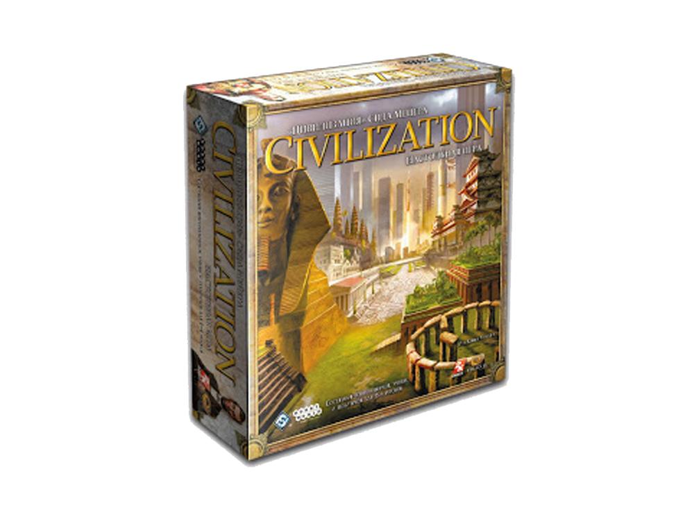 Коробка настольной игры Цивилизация Сида Мейера (Sid Meier's Civilization: The Board Game)