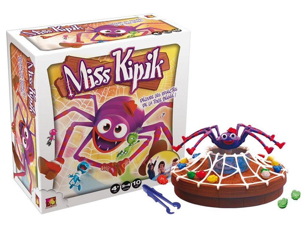 Настольная игра Мисс Кипик (Miss Kipik)