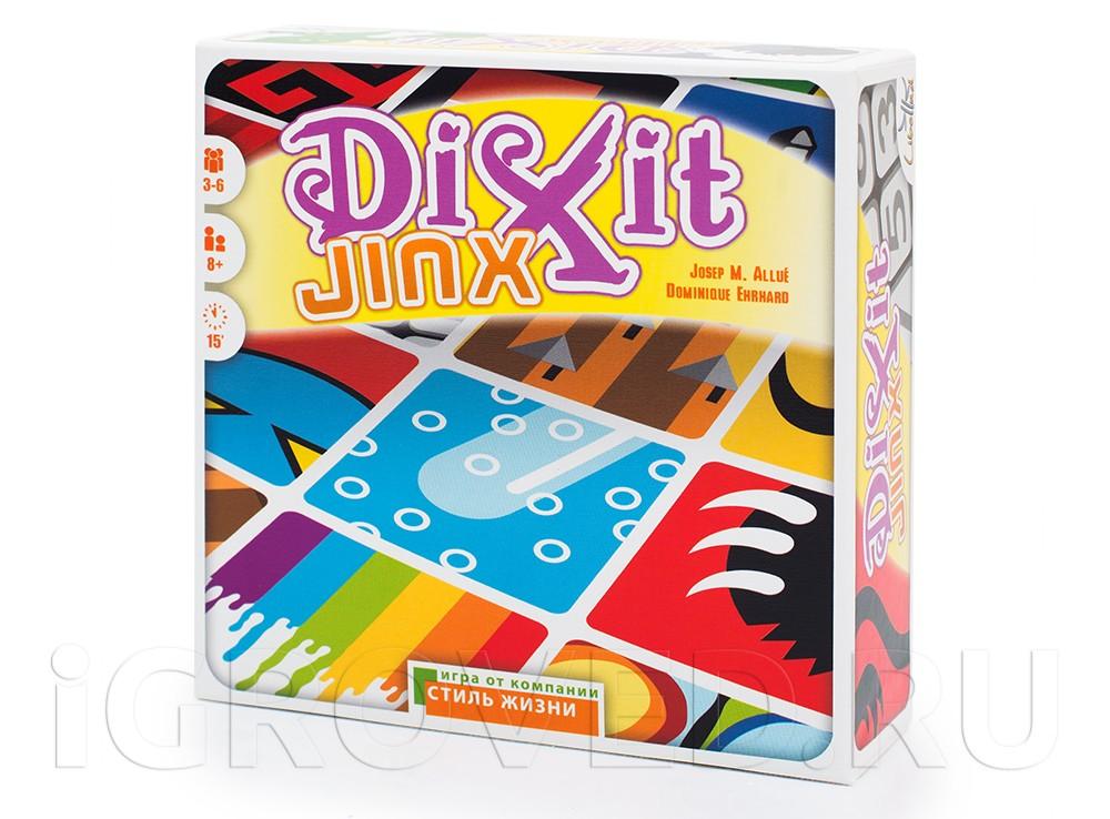 Игра Диксит Джинкс (Dixit Jinx)