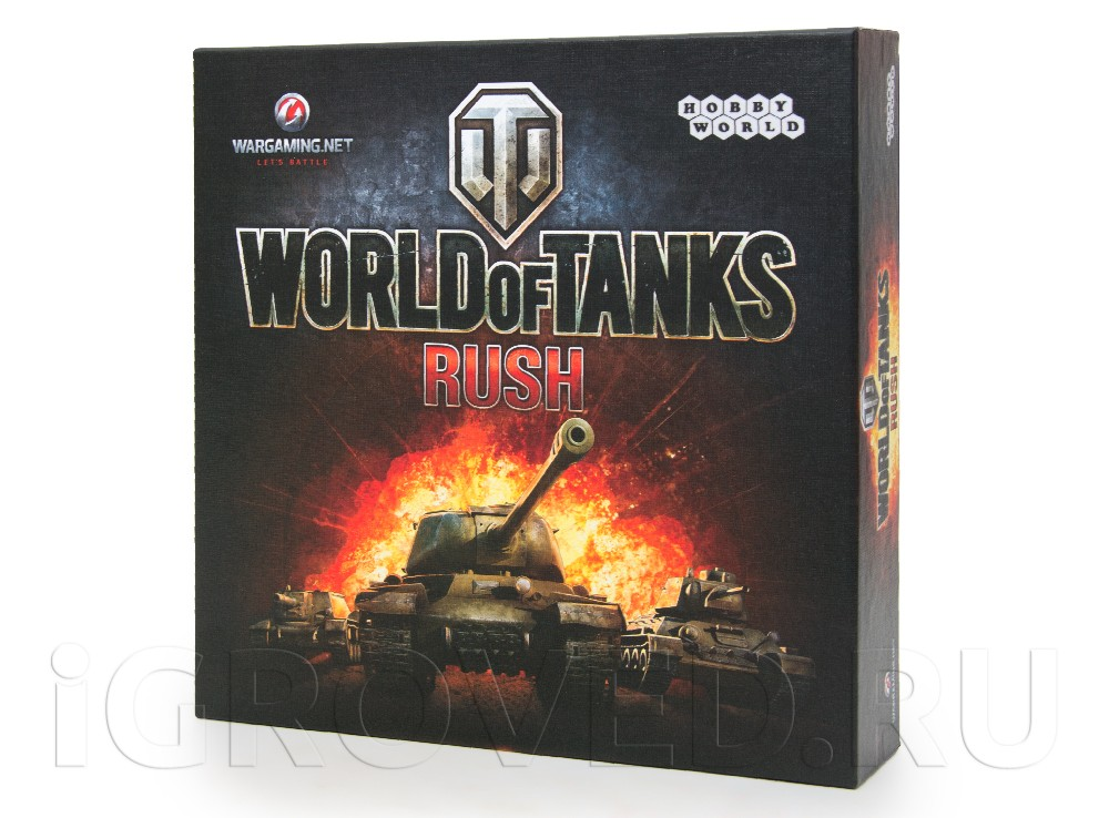 Игра World of tanks Rush
