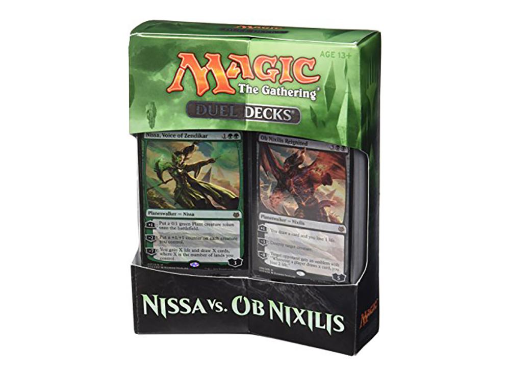 MTG: Nissa vs Ob Nixius