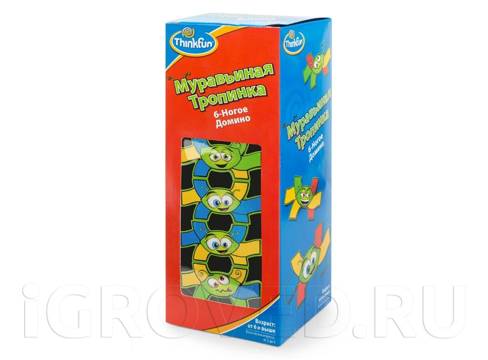 Игра-головоломка Муравьиная тропинка