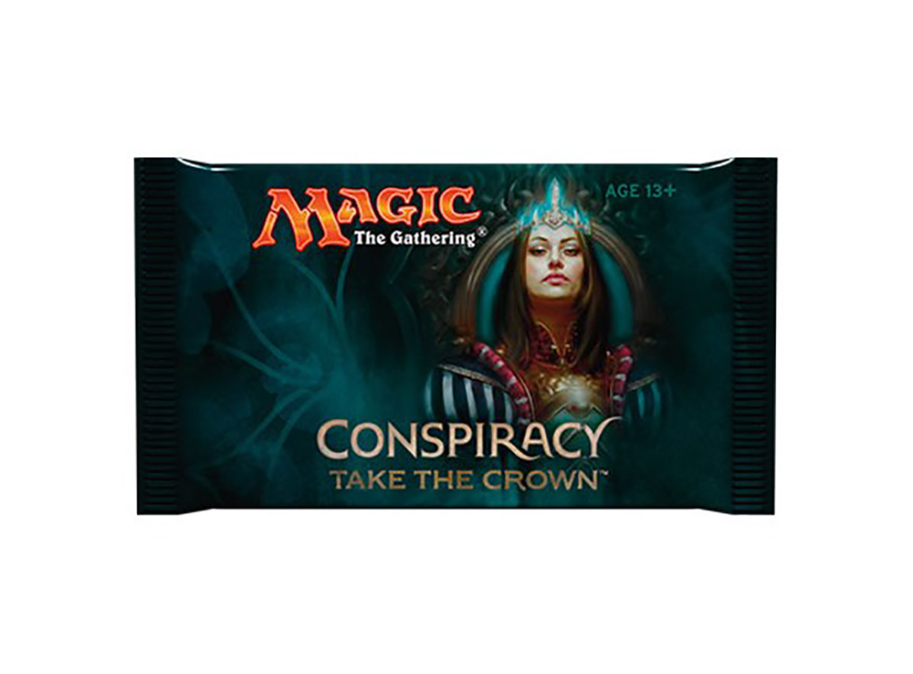 MTG: Conspiracy: Take the Crown Booster EN