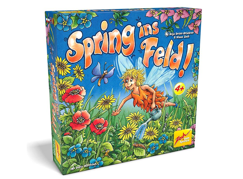 Настольная игра Spring ins Feld