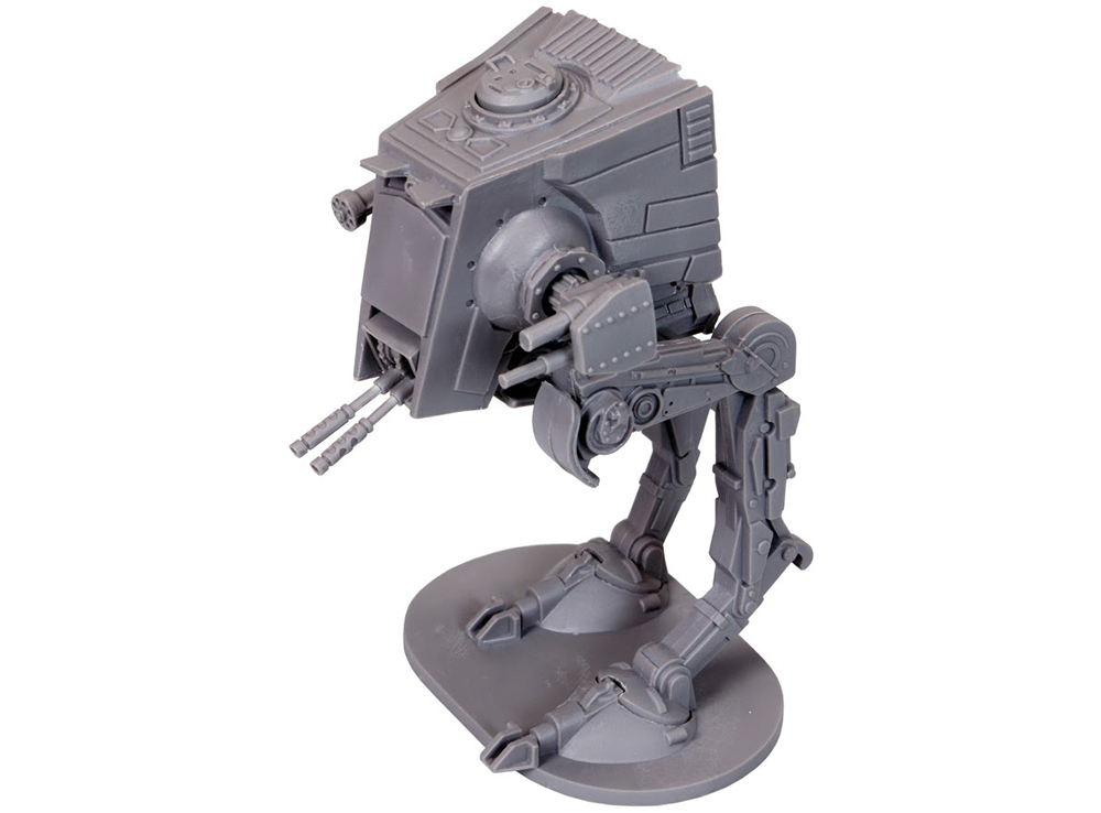 Фигурка AT-ST настольной игры Star Wars: Imperial Assault (рус. изд.)