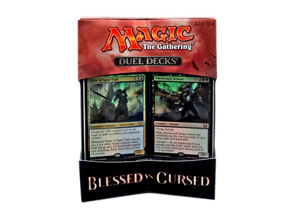 MTG: Blessed vs Cursed