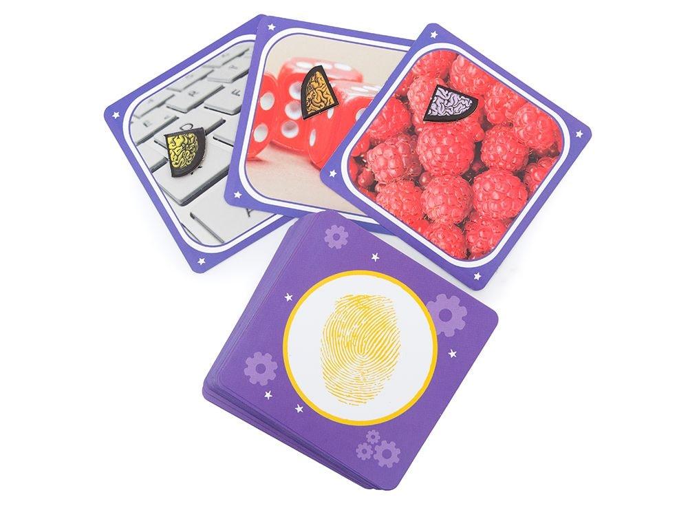 Карточки настольной игры Кортекс 2 для детей