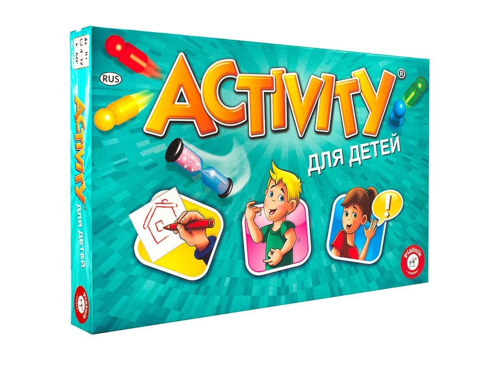Игра Активити для детей (2015 г.)