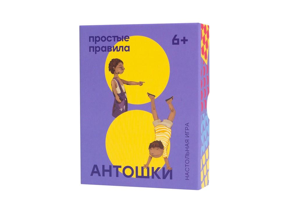 Коробка настольной игры Антошки