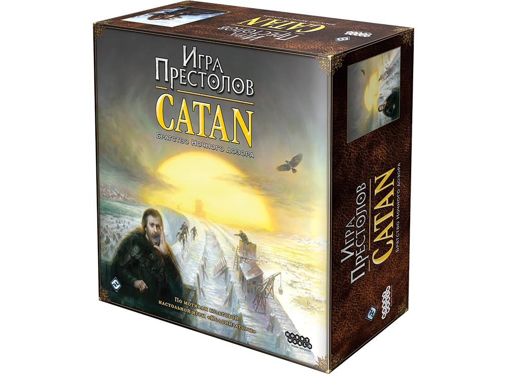 Настольная игра Catan. Игра Престолов