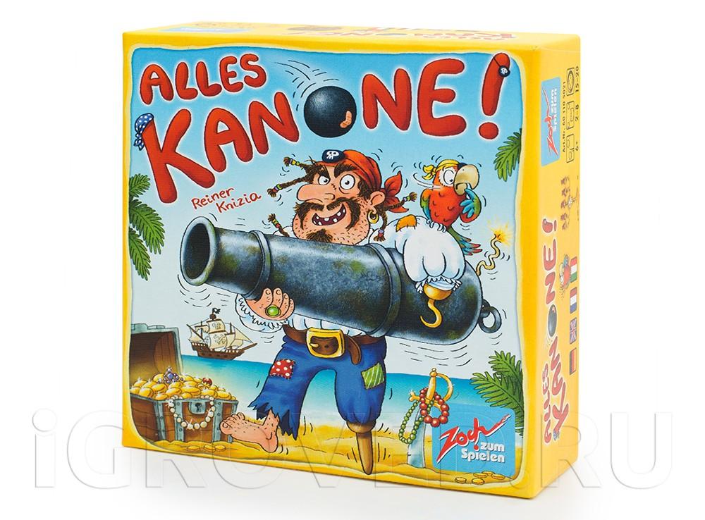 Игра Аллес Пираты (Alles Kanone)