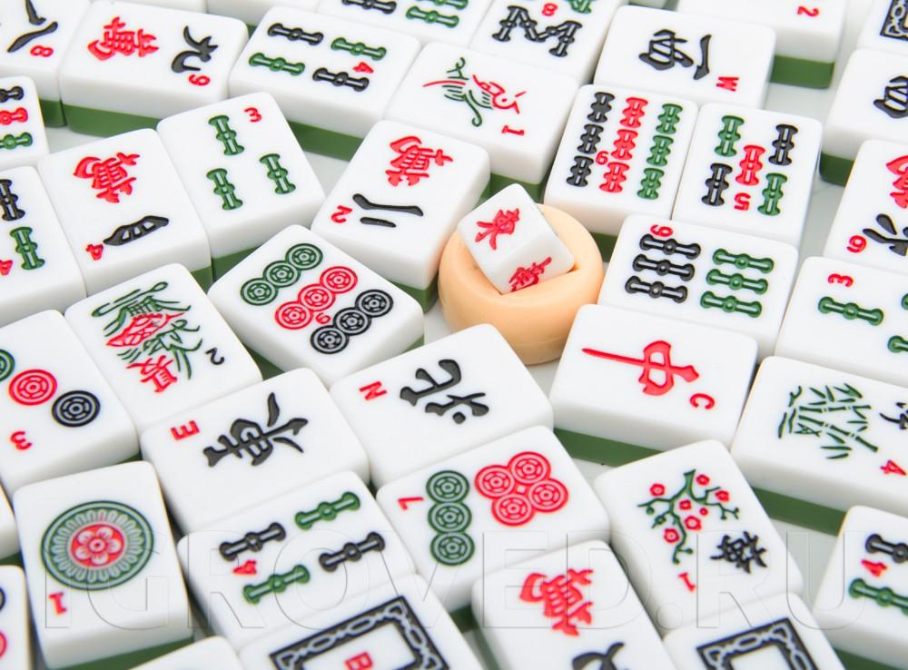 Карточная игра маджонг