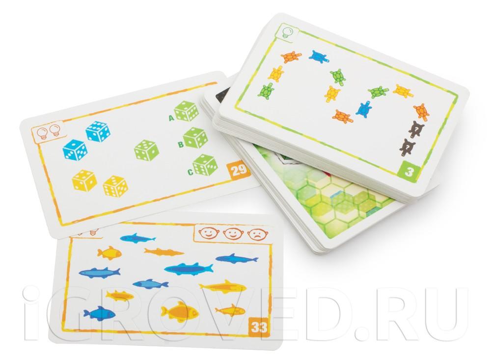 Логические карточки для детей (Logic Cards Kids)