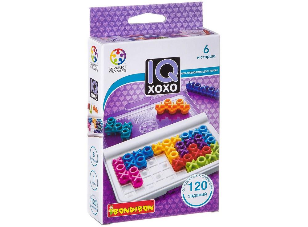 Коробка настольной игры-головоломки IQ-ХоХо