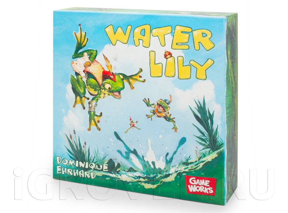 Игра Водяная лилия (Water Lily)