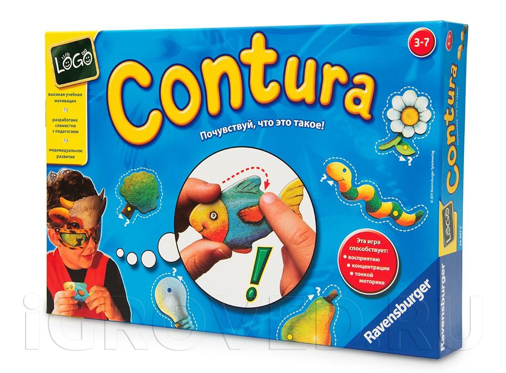 Игра Контуры (Contura)