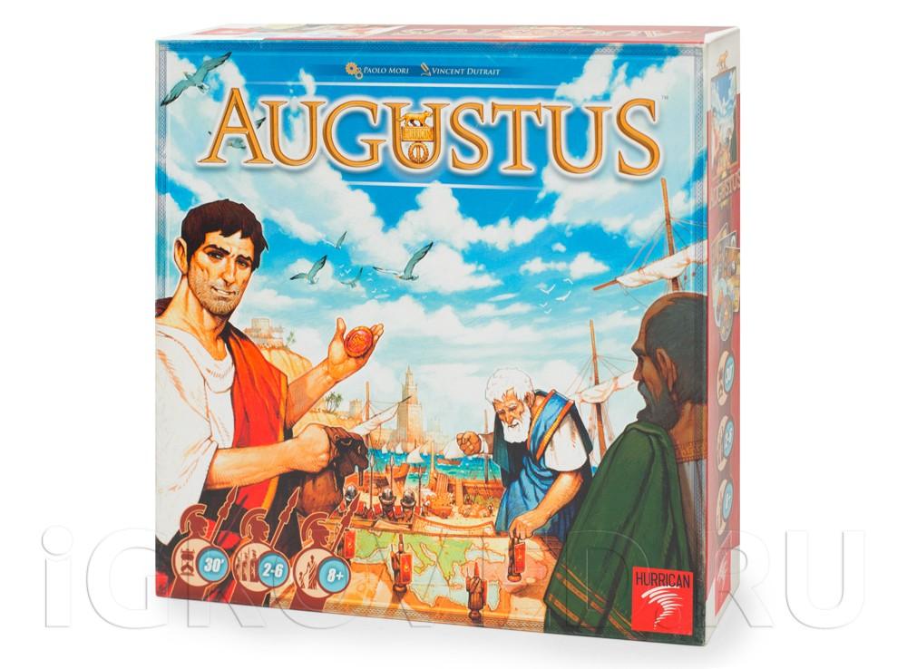 Игра Августус