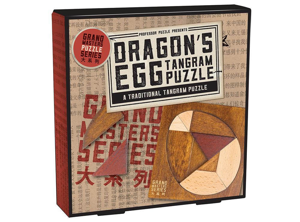 Коробка Головоломки Яйцо дракона