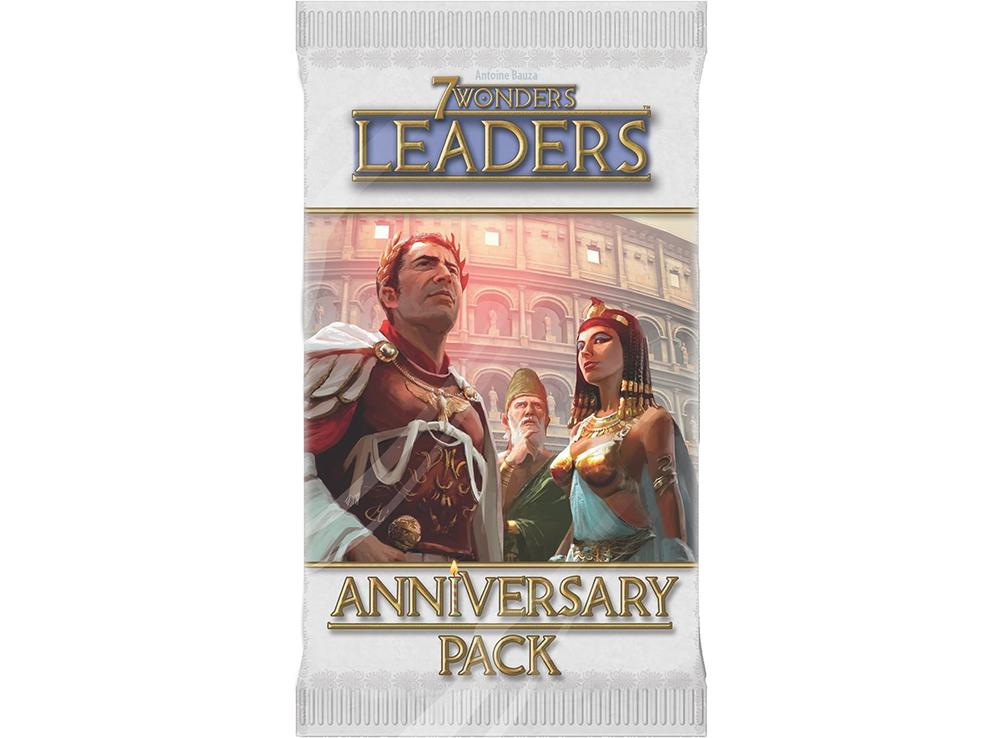Настольная игра 7 Чудес: Лидеры Юбилейное дополнение (7 Wonder: Leaders Anniversary Pack )