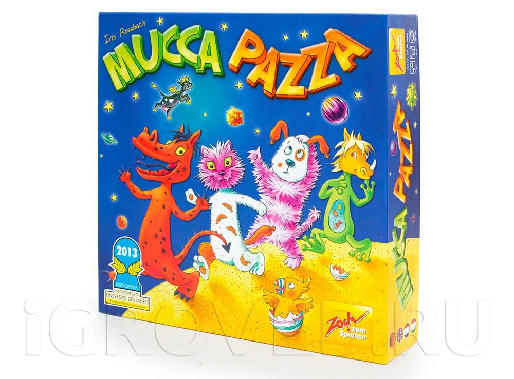 Игра Большая Путаница (Mucca Pazza)