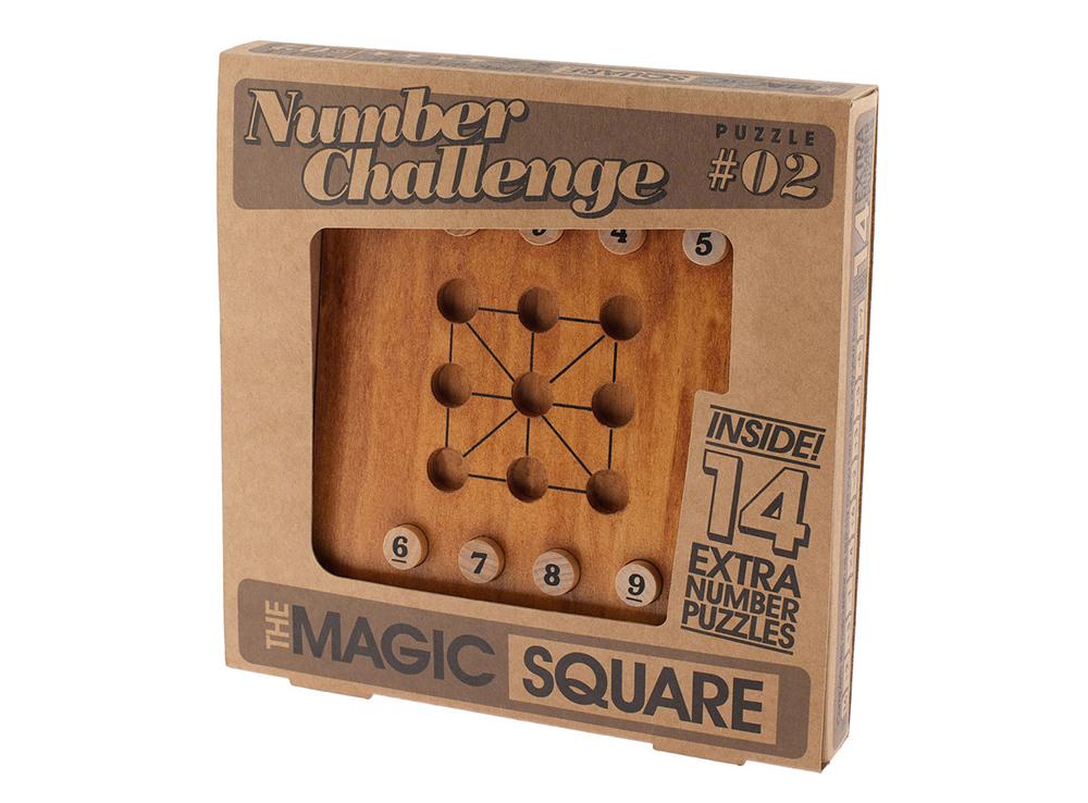 Головоломка Магический квадрат