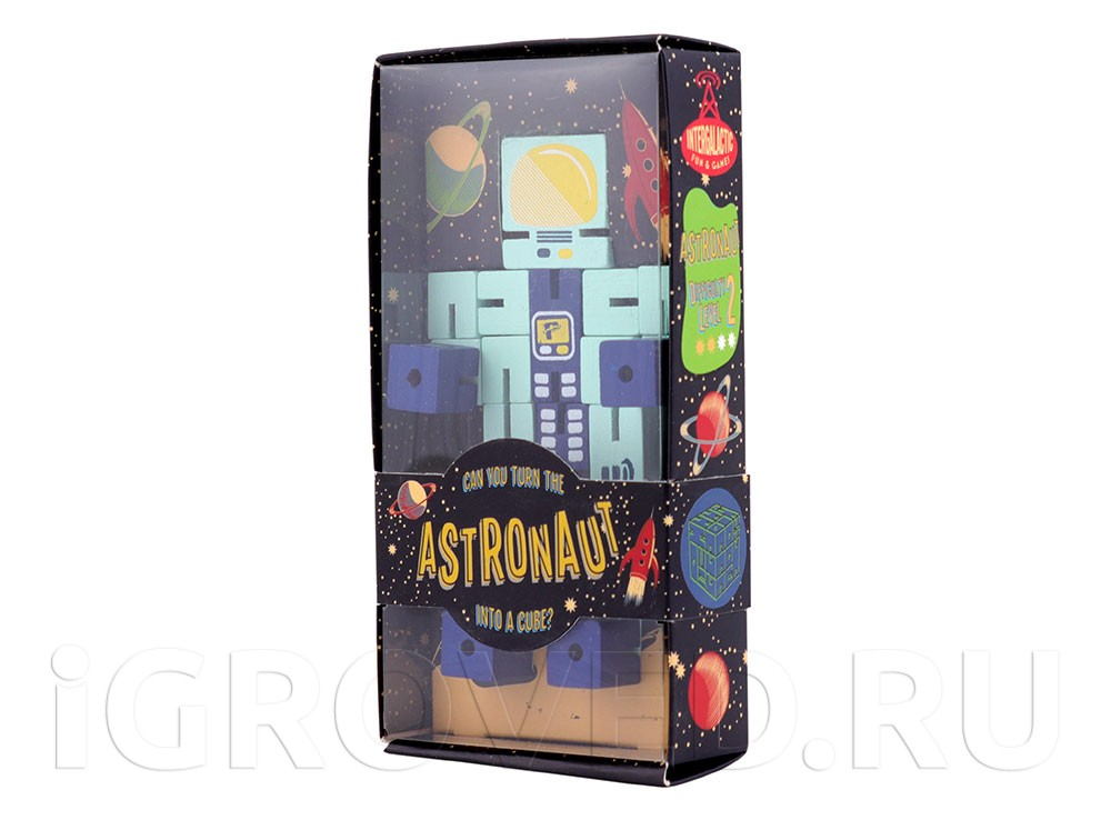 Настольная игра-головоломка Планета Пазл Астро