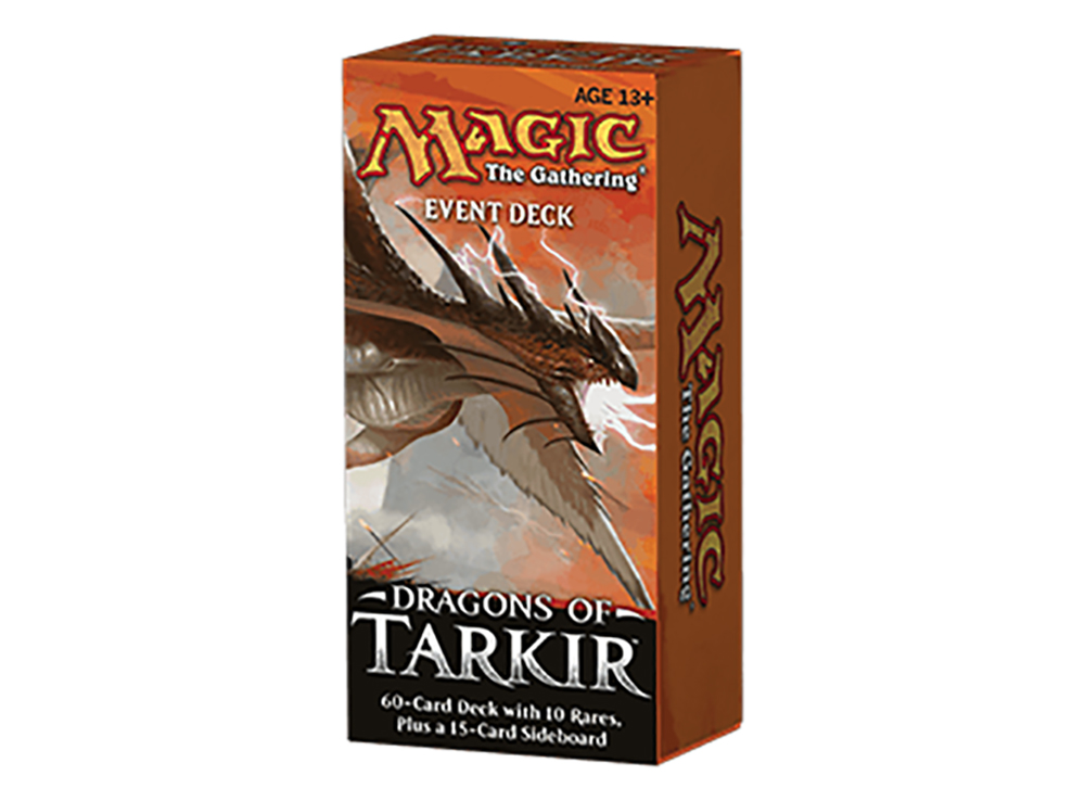 MTG: Драконы Таркира Event Deck EN