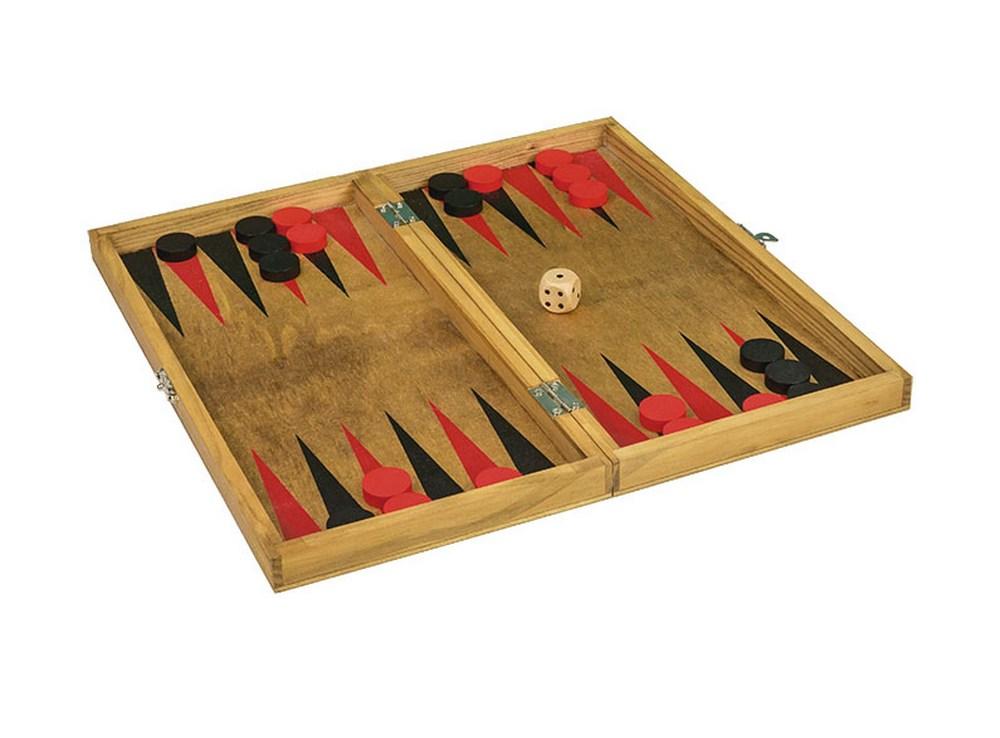 Нарды (Backgammon) в раскрытом виде