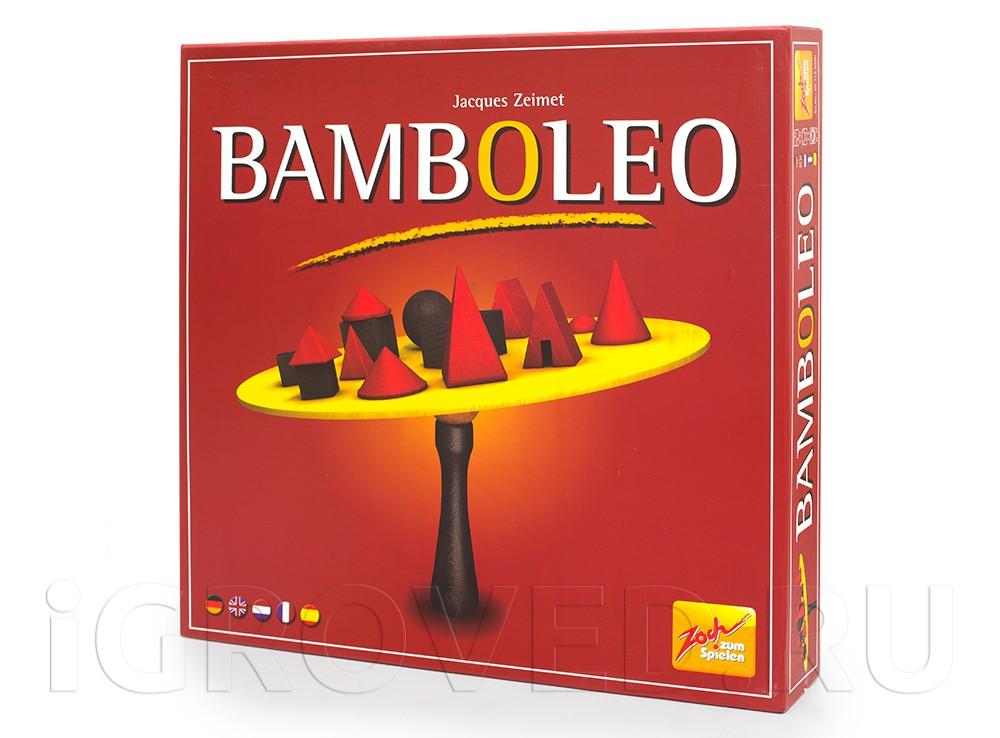 Настольная игра Бамболео (Bamboleo)