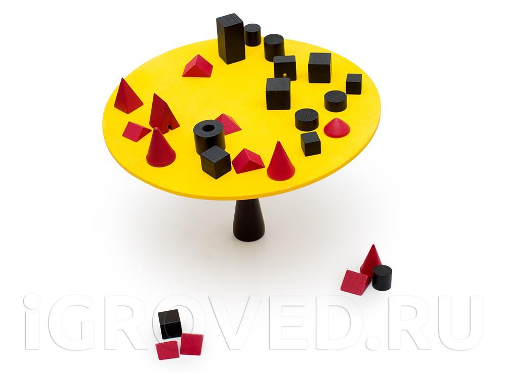 Процесс настольной игры Бамболео (Bamboleo)