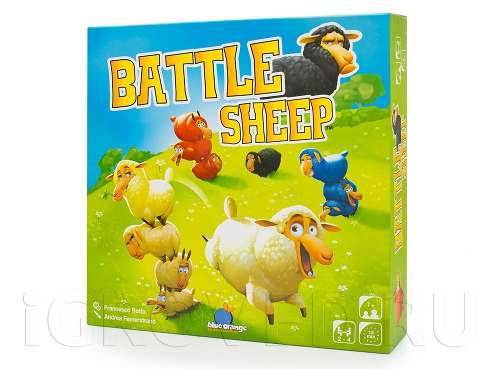 Игра Боевые овцы (Battle Sheep)