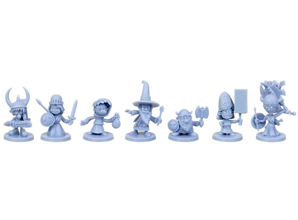 Фигурки настольной игры Манчкин Подземелье
