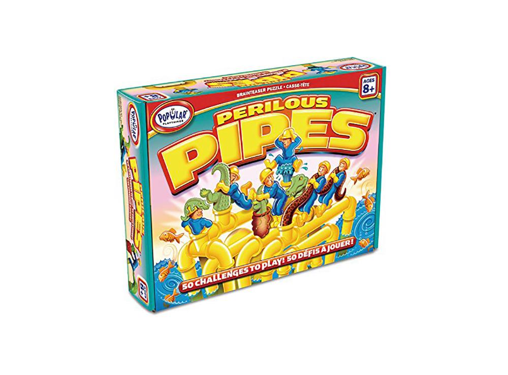 Настольная игра-головоломка Perilious Pipes