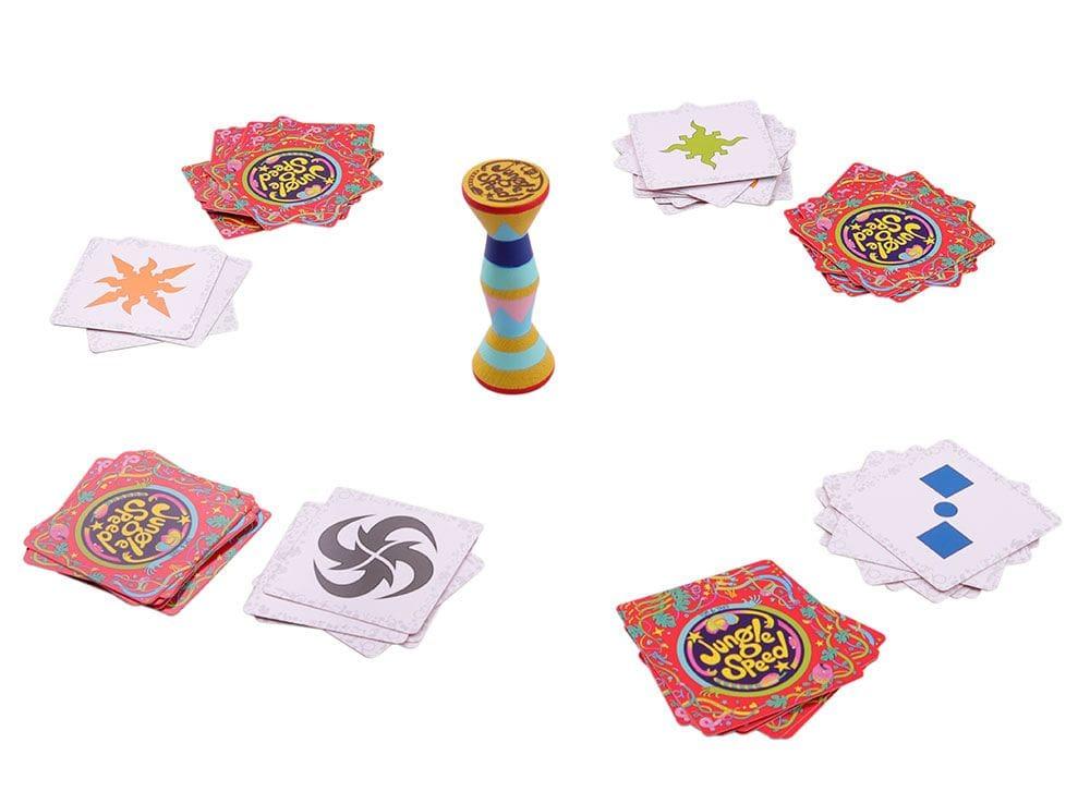 Игровой процесс Дикие Джунгли (Jungle Speed)