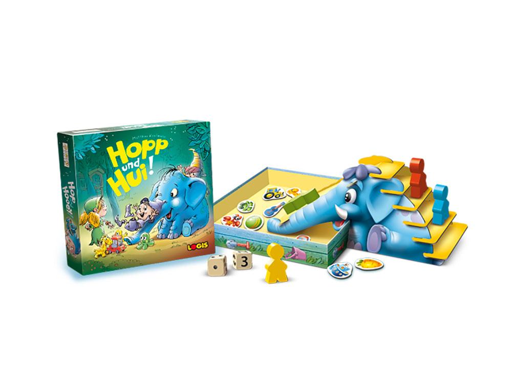 Настольная игра Hopp und Hui