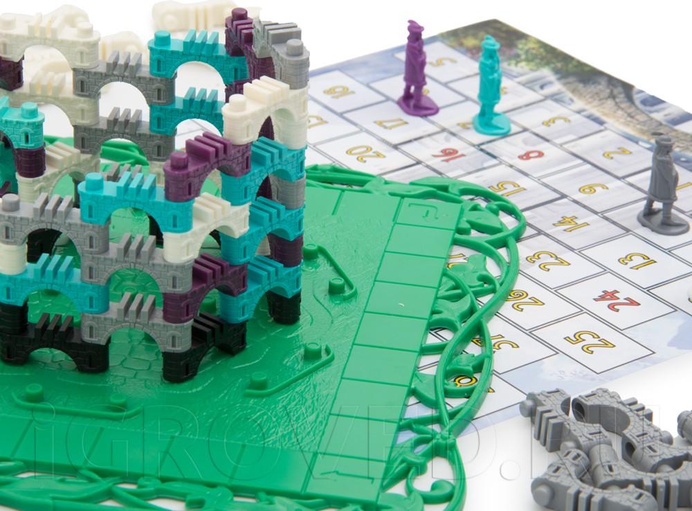 Игровой процесс настольной игры Эльфийский замок