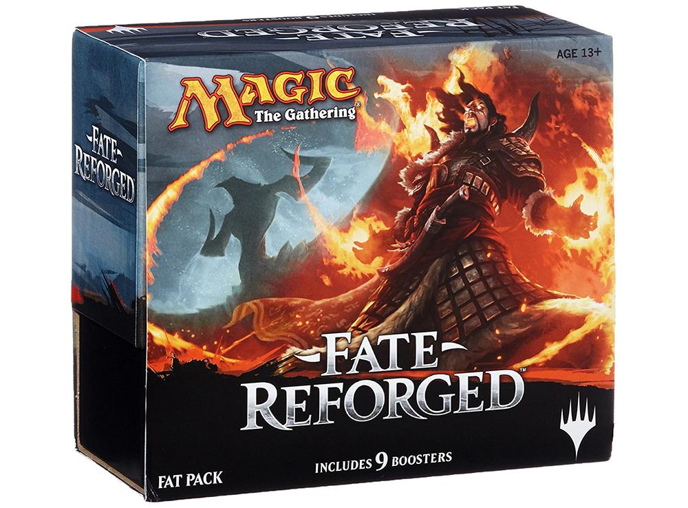 MTG: Перекованная судьба Fat Pack EN