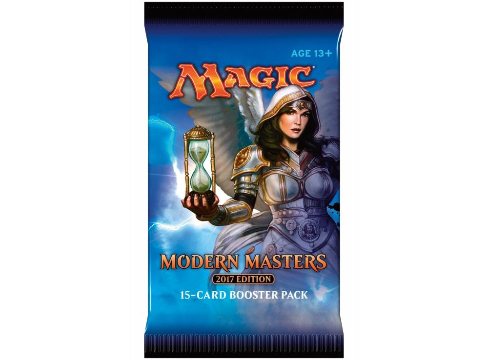 Бустер MTG: Modern Masters 2017