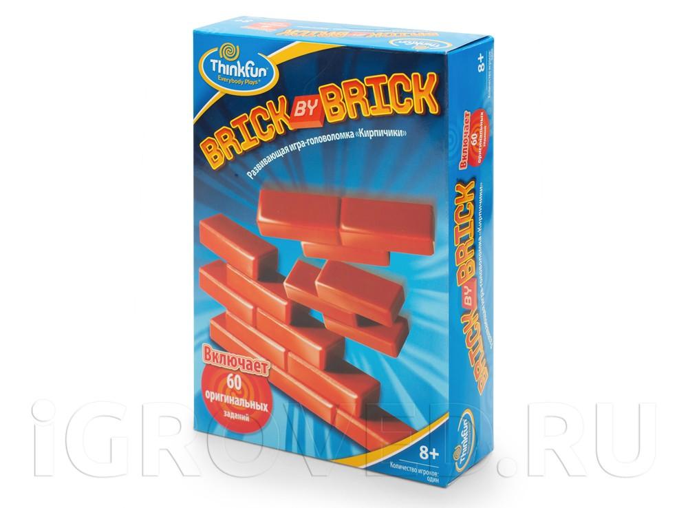 Игра-головоломка Кирпичики (Brick by brick)