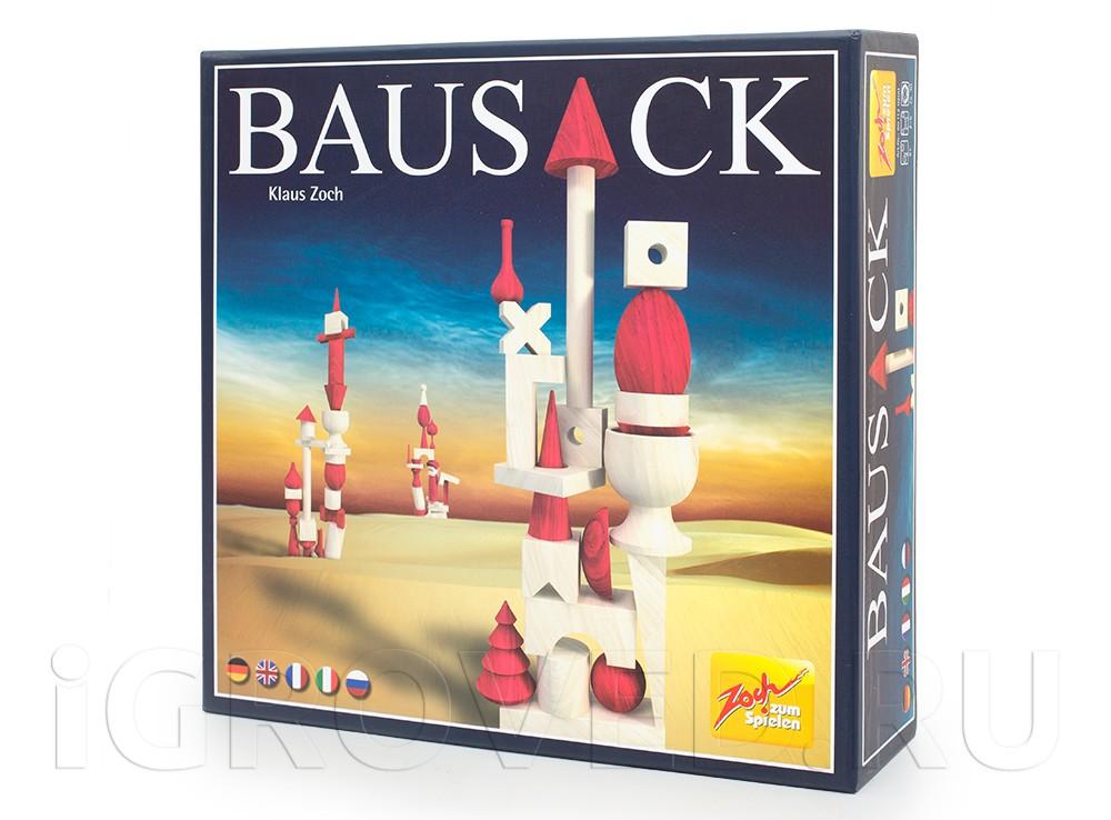 Настольная игра Баусак (Bausack)