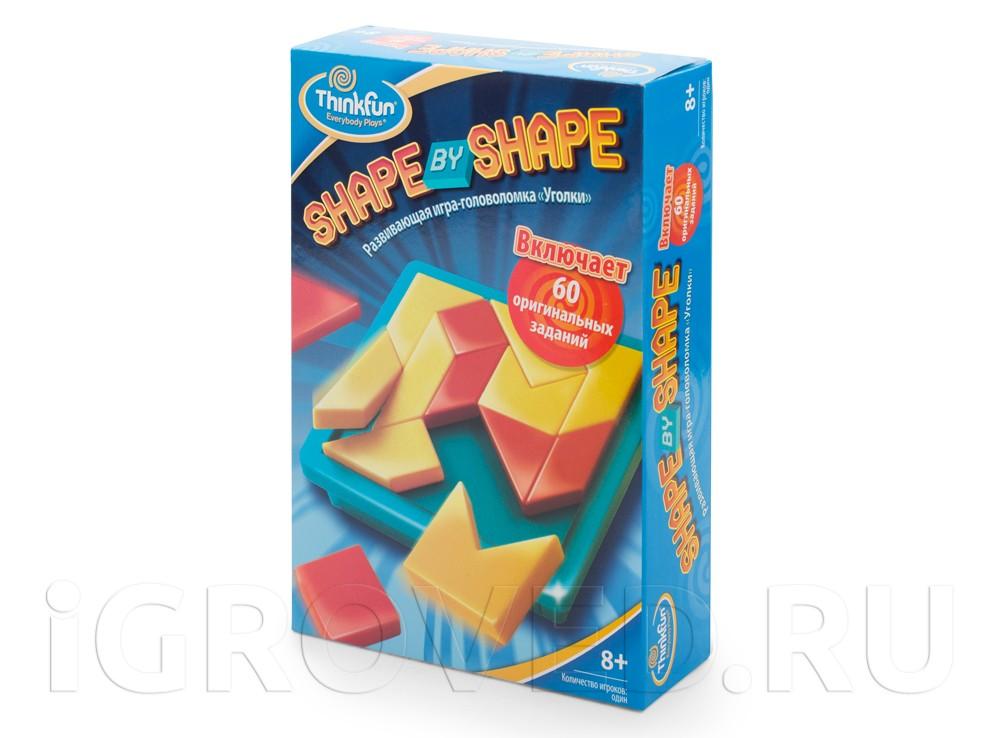 Игра-головоломка Уголки (Shape by Shape)